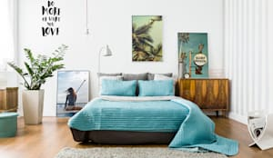 eclectic Bedroom by Pixers