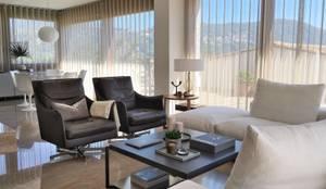 رہنے کا کمرہ  by MD Creative Lab - Architettura & Design