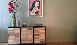 Salle à manger de style de style eclectique par Erika Winters® Design