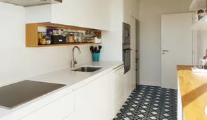 Projekty,  Kuchnia zaprojektowane przez Homestories