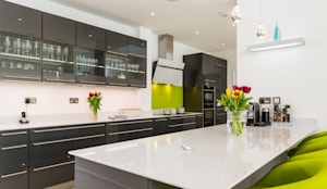 مطبخ تنفيذ Eco German Kitchens