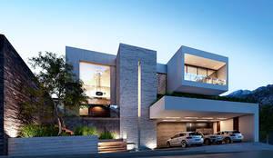 Casa Gs By Nova Arquitectura Homify - Arquitectura-de-casas