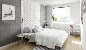 Formea Studio:  tarz Yatak Odası