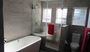 moderne Badezimmer von DG Construction