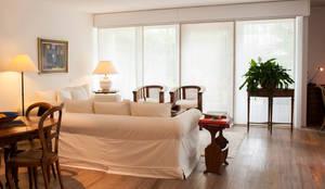 Salas de estar modernas por sandra marchesi architetto