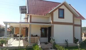 modern Houses by TUNA PREFABRİK