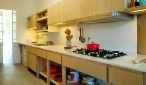 modern Kitchen by Paula Herrero   Arquitectura