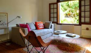 Casa SIRI · Paula Herrero | Arquitectura: Salas multimedia de estilo  por Paula Herrero | Arquitectura