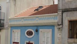 Gloria House, S. José Lisbon 2010: Habitações  por QFProjectbuilding, Unipessoal Lda