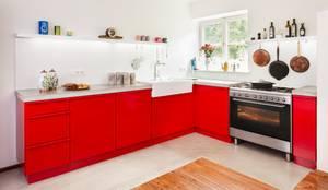 modern Kitchen by popstahl Küchen