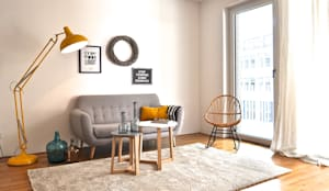 Phòng khách by Karin Armbrust - Home Staging