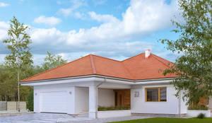 Habitações  por Biuro Projektów MTM Styl - domywstylu.pl