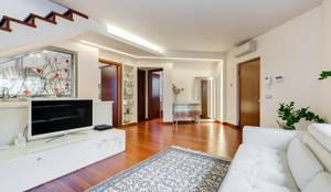 modern Living room by EF_Archidesign