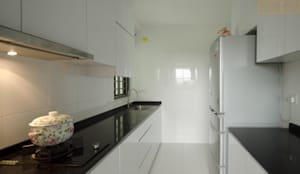 Dawson Renovation: scandinavian Kitchen by Designer House
