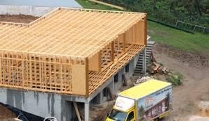 Estrutura: Habitações  por Lethes House