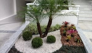 tropical Garden by Mateus Motta Paisagismo