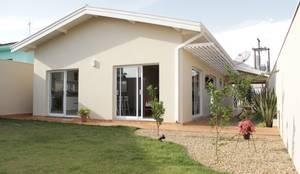 canatelli arquitetura e design: minimal tarz tarz Evler