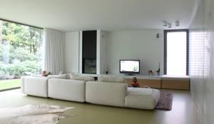Interieur en tuin voor nieuwbouwwoning von studio k interieur en