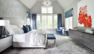 Dormitorios de estilo moderno por Clean Design