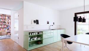 popstahl k chen von popstahl k chen homify. Black Bedroom Furniture Sets. Home Design Ideas