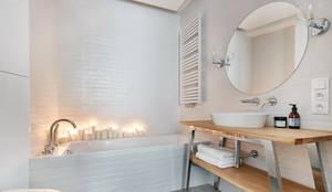 modern Bathroom by BLACKHAUS