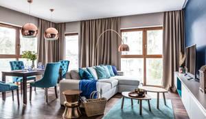 Salas de estar modernas por SAS