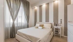 Dormitorios de estilo moderno por Facile Ristrutturare