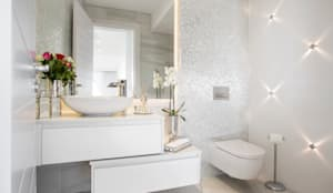 Ванные комнаты в . Автор – FRANCOIS MARAIS ARCHITECTS