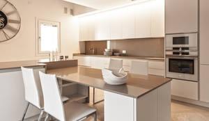 Cuisine de style de style Moderne par BRANDO concept