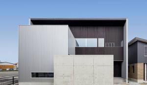 中村建築研究室 エヌラボ(n-lab)의  주택