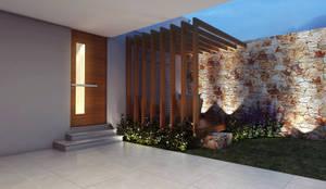 Casas de estilo moderno de canatelli arquitetura e design