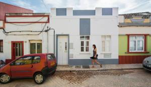 Casas de estilo minimalista por studioarte