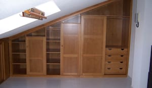 Closets ecléticos por la alacena segoviana s.l