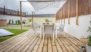 Jardines de estilo escandinavo por Homestories