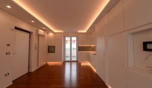 Salas de estar modernas por yesHome