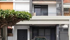 台中福雅路:  房子 by 思維空間設計