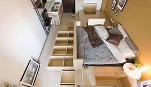 禾光室內裝修設計 ─ Her Guang Design의  침실