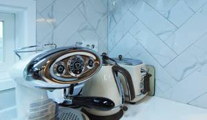 modern Kitchen by 라움 디자인