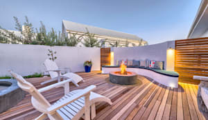 Atlantic Drive:  Patios by House Couture Interior Design Studio
