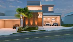Habitações  por Daniele Galante Arquitetura