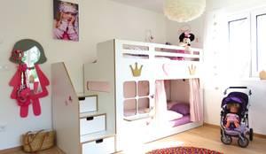 Kinderzimmer von alegroo interior design homify