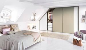 moderne Schlafzimmer von CABINET