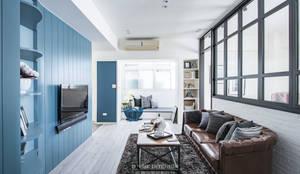 睿豐空間規劃設計有限公司의  거실