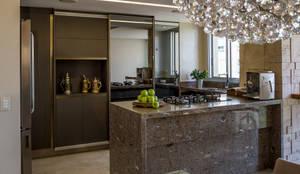Cozinha: Cozinhas modernas por Designare Ambientes