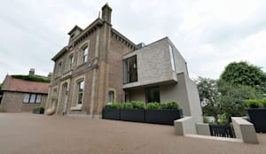 House refurbishment and extensions: modern Houses by BBM Sustainable Design Limited