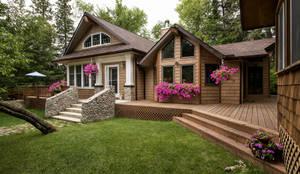 Unit 7 Architecture: kırsal tarz tarz Evler