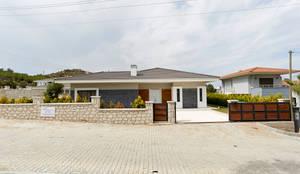 NAZZ Design Studio – GLS Villa 6: modern tarz Evler