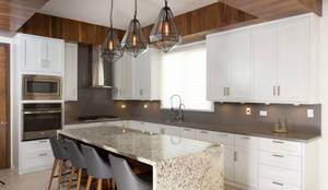 Projekty,  Kuchnia zaprojektowane przez TAMEN arquitectura