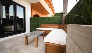 Terraços  por TAMEN arquitectura