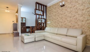 Interior Design Bangalore 2BHK Apartment